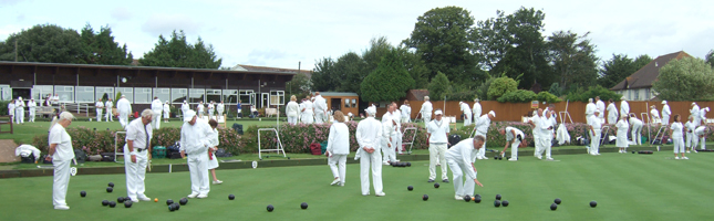 Budleigh Salterton Bowls Club Open Tournament